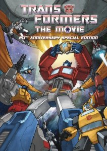 "Cover of ""The Transformers - The Movie (2..."