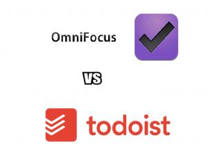 Todoist vs. Omnifocus